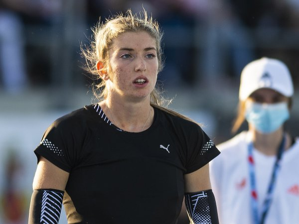 Slovenská atlétka Emma Zapletalová