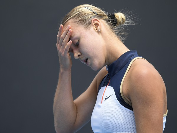 Slovenská tenistka Anna Karolína Schmiedlová