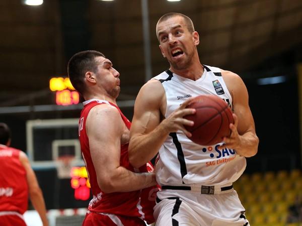 Slovenská mužská basketbalová reprezentácia v kvalifikácii majstrovstiev Európy 2017