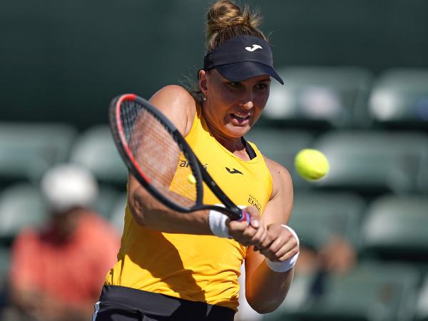 Brazílska tenistka Beatriz Haddadová Maiová