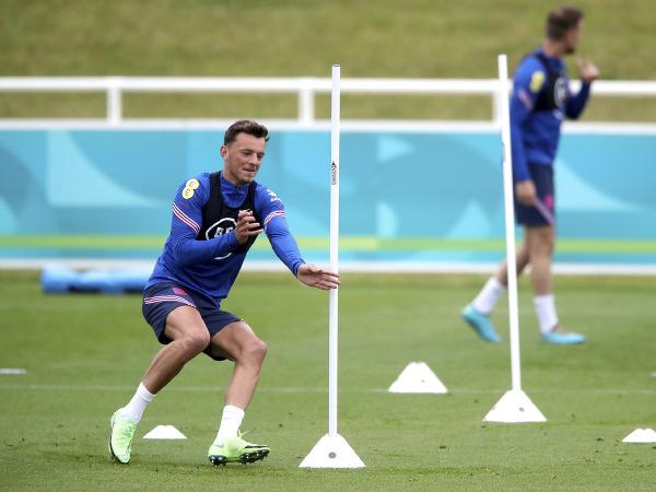 Anglický futbalový obranca Ben White