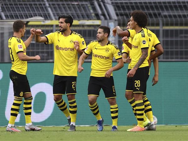 Dortmund tesne zdolal Herthu