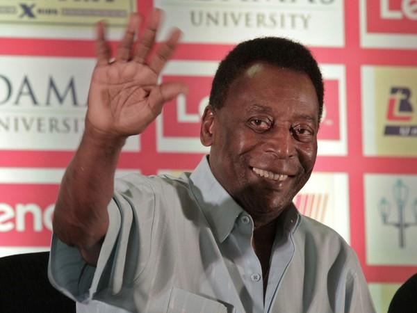 Bývalý brazílsky futbalista Pelé