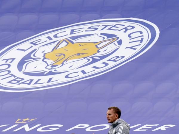 Kouč Leicestru City Brendan Rodgers