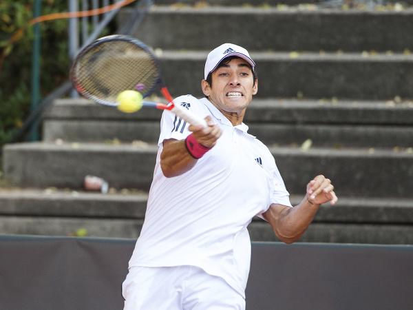 Čilský tenista Christian Garin