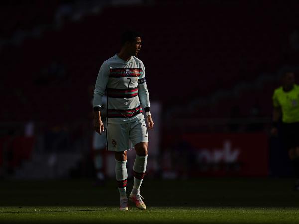 Cristiano Ronaldo v národnom drese Portugalska