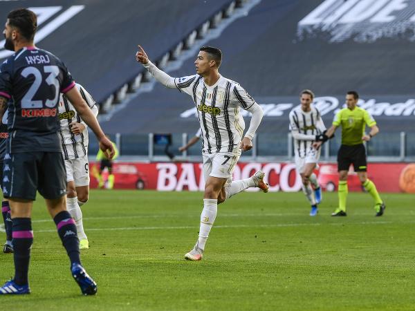 Cristiano Ronaldo a jeho gólové oslavy