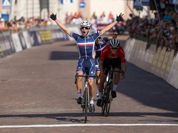 Majstrom Európy juniorov sa stal Francúz Romain Gregoire