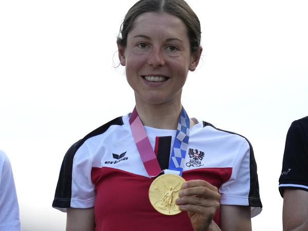Anna Kiesenhoferová so senzačnou zlatou medailou