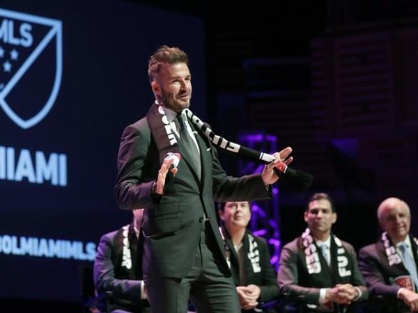 David Beckham potvrdil, že Miami bude novým účastníkom americkej futbalovej ligy Major League Soccer (MLS)