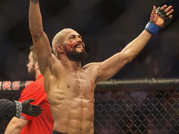 Brazílsky zápasník Deiveson Figueiredo