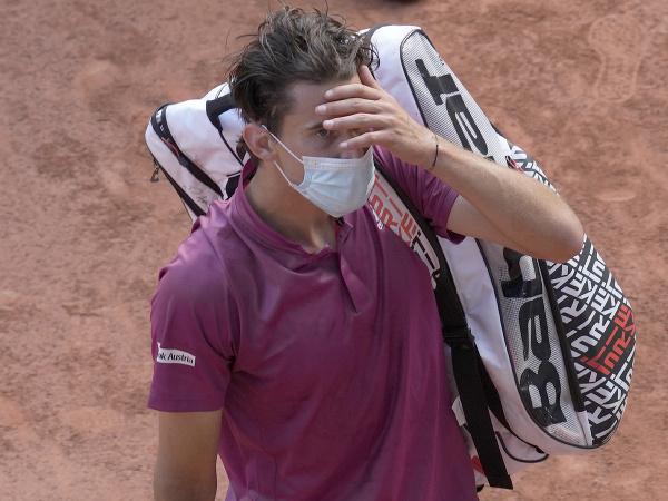 Rakúsky tenista Dominic Thiem