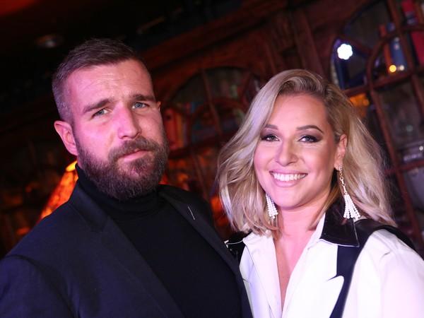 Dominika Cibulková s manželom Michalom
