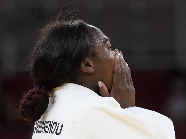 Francúzska džudistka Clarisse Agbegnenouová získala zlato na OH v Tokiu