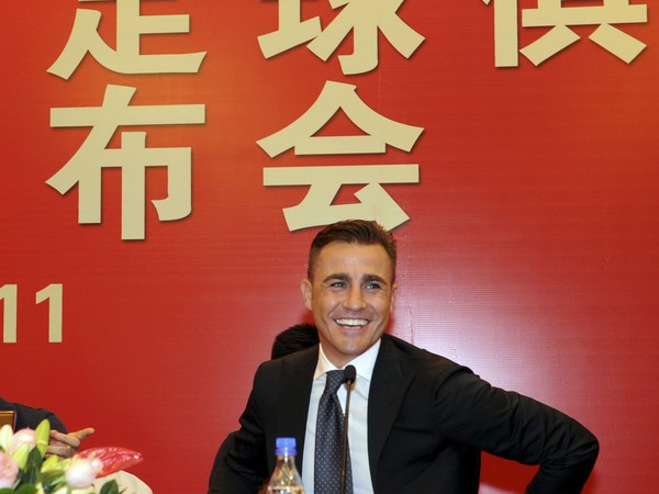 Fabio Cannavaro, tréner čínskej repre
