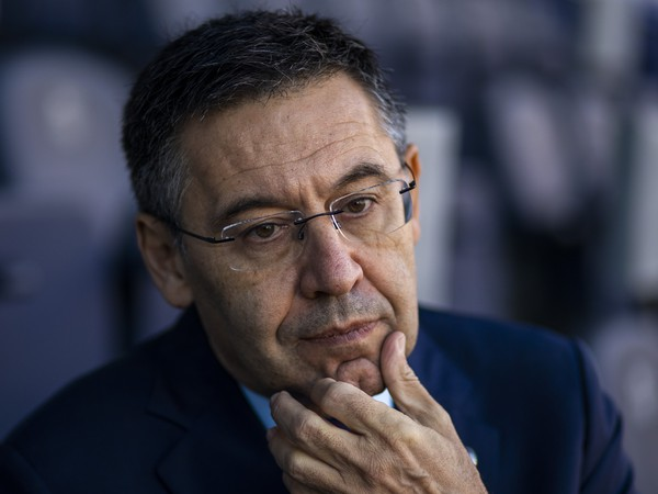Prezident FC Barcelona Josep Bartomeu