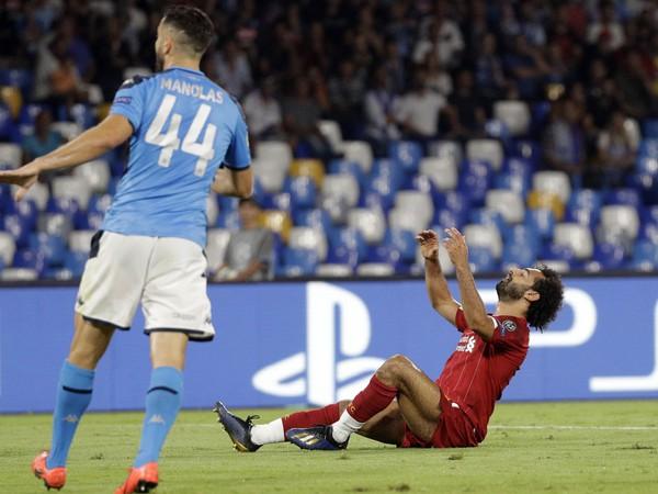 Mohamed Salah (na zemi)