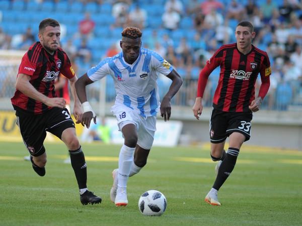 Abdulrahman Taiwo z FC Nitra