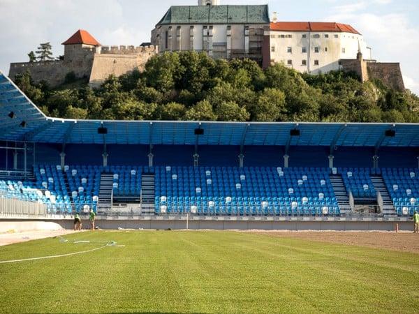 Rekonštrukcia štadióna FC Nitra