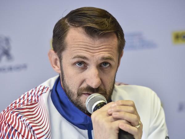 Kapitán slovenského fedcupového tímu Matej Lipták