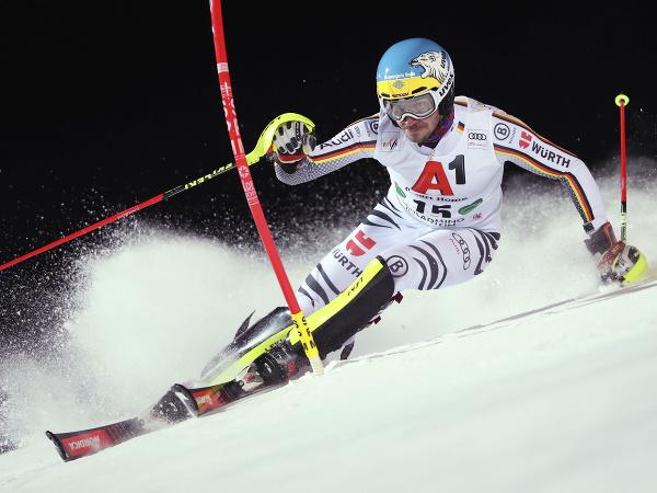 Nemecký slalomár Felix Neureuther