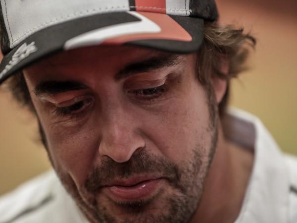 Fernando Alonso pri debute na Rely Dakar