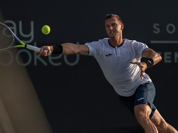 Slovenský tenista Filip Polášek