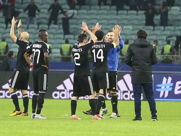 Radosť futbalistov FK Karabach