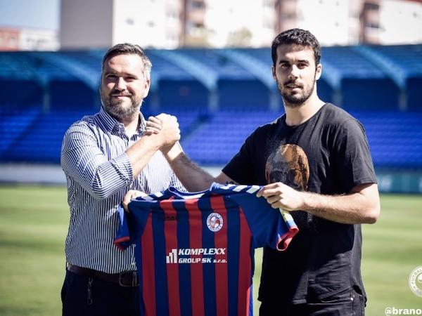 José Carrillo Mancilla sa stal novou posilou FK Senica