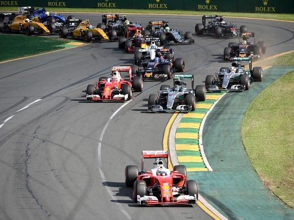 Monoposty F1 po štarte VC Austrálie