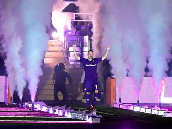 Nová posila talianskeho klubu ACF Fiorentina francúzsky veterán Franck Ribery