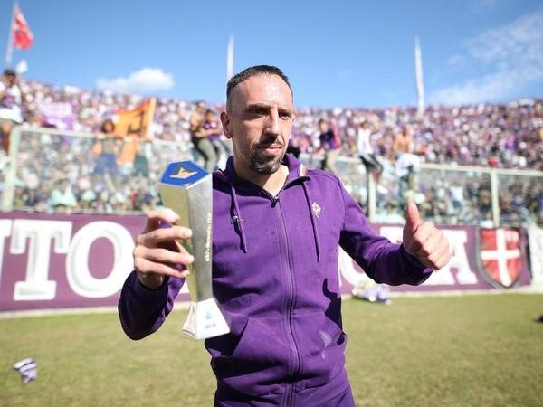 Franck Ribéry sa cíti vo Florencii veľmi príjemne