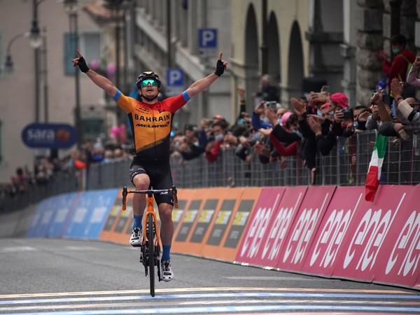 Slovinský cyklista Jan Tratnik triumfoval v utorňajšej 16. etape pretekov Giro d'Italia