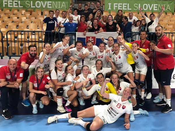 Slovenské hádzanárky zvíťazili nad Rumunskom