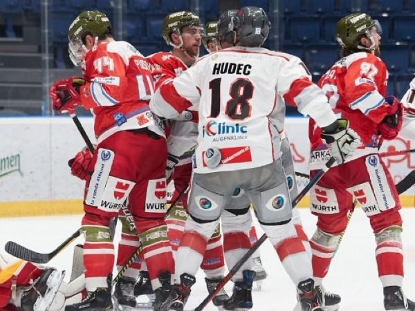 HC Bolzano verzus Bratislava Capitals