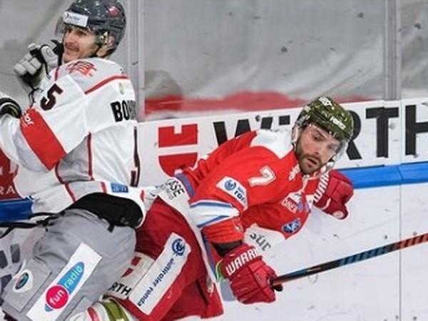 iClinic Bratislava Capitals verzus HC Bolzano