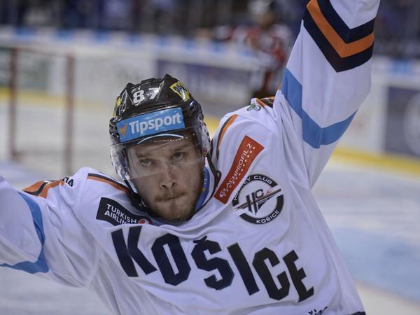 Marcel Haščák z HC Košice