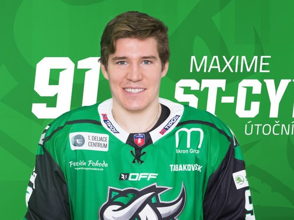 Maxime St-Cyr