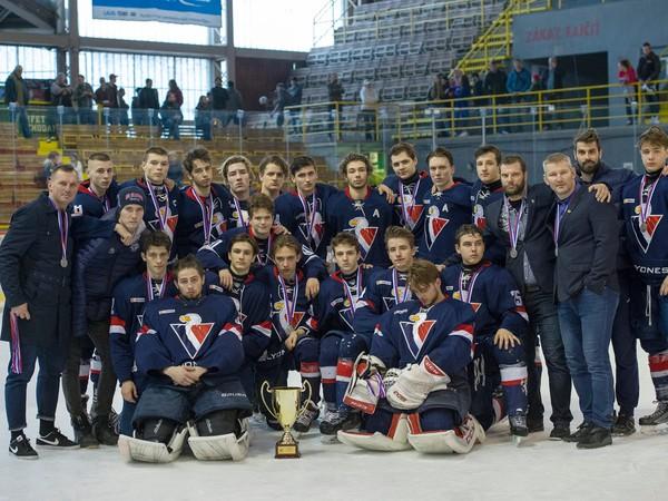 Dorastenecky tím HC Slovan Bratislava