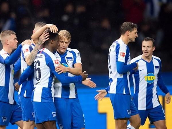 Hertha Berlín doma získala všetky body