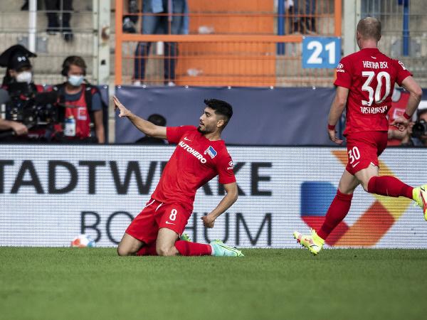 Suat Serder a jeho gólové oslavy