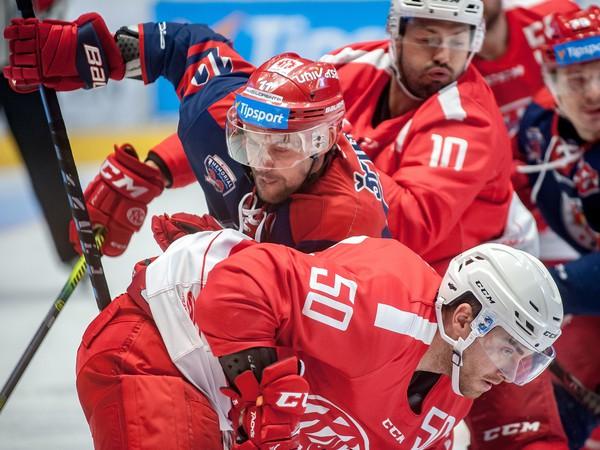Hokejisti HKM Zvolen prehrali s KAC Klagenfurt
