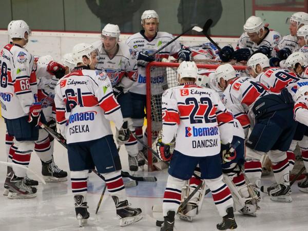 Ilustračné foto: HC 46 Bemaco Bardejov v prvej lige skončili
