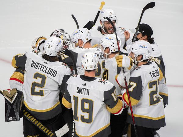 Hokejisti Vegas uspeli v zápase s Montrealom