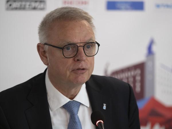 Generálny sekretár IIHF Horst Lichtner