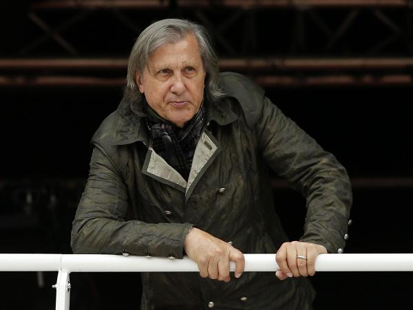 Bývalý rumunský tenista Ilie Nastase