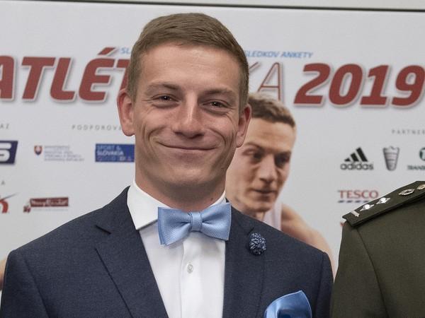 Ján Volko druhýkrát vyhral anketu Atlét roka