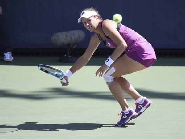 Slovenská tenistka Jana Čepelová