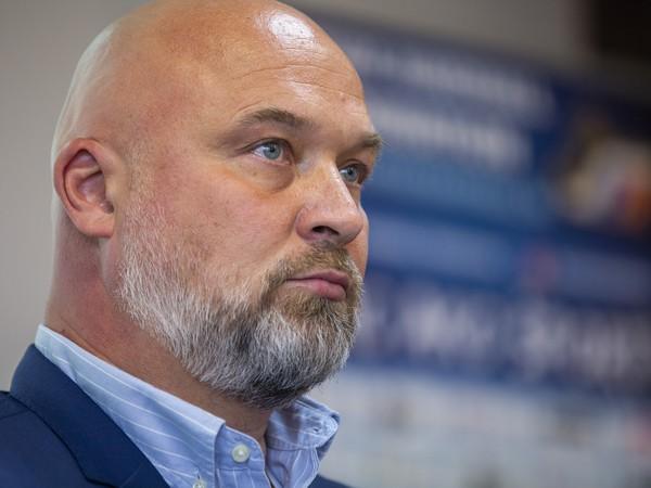 Prezident Slovenského zväzu hádzanej Jaroslav Holeša