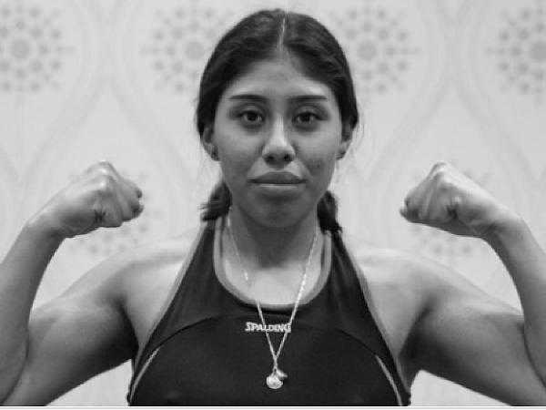 Mexická boxerka Jeanette Zacariasová Zapatová